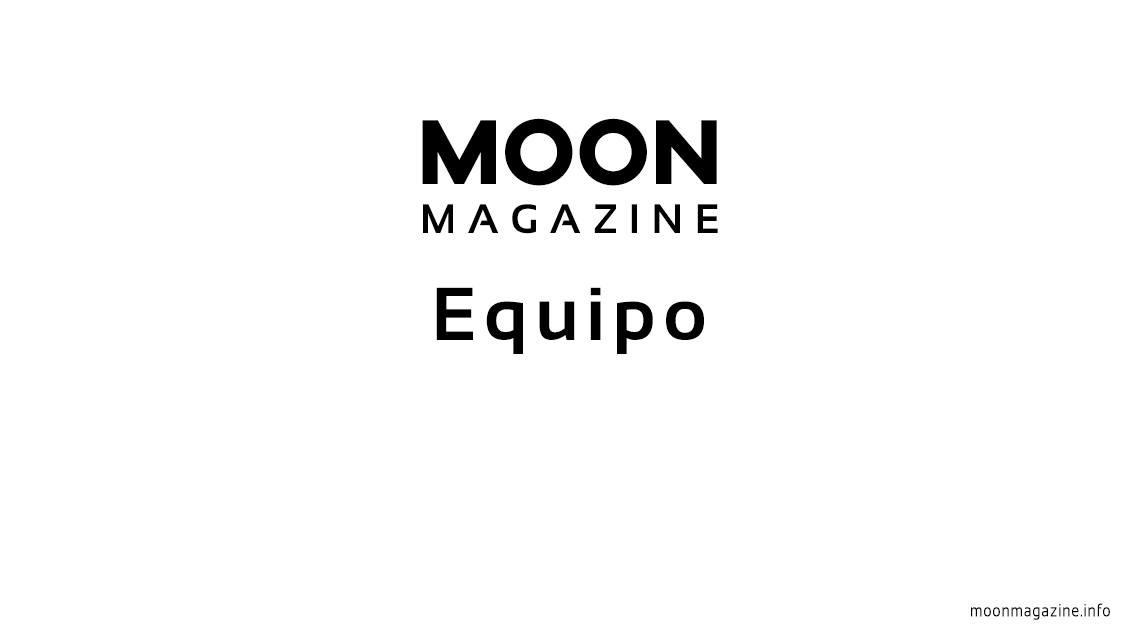 Quiénes somos en MoonMagazine.