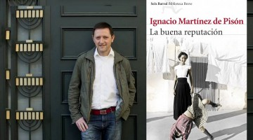 Ignacio Martínez de Pisón. Charla con el Premio Nacional de Narrativa. Entrevista de Jaume Vicent.