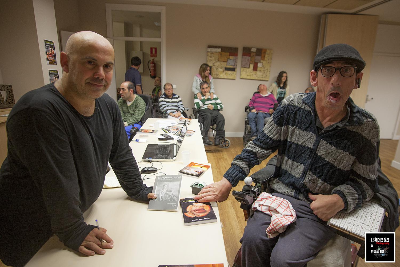 Pelo mandarinas para ti, de Álvaro Villa André en Aspace de Donostia. Por Txaro Cárdenas.