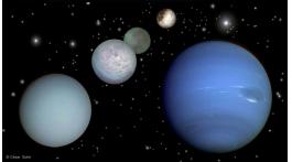 Planeta Nueve, último descubrimiento en el sistema solar. Xavier Alcover.