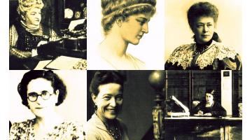 Mujer trabajadora, valoradas sean tus obras siempre. Seis mujeres para el 8 de marzo. Post colaborativo de MoonMagazine.
