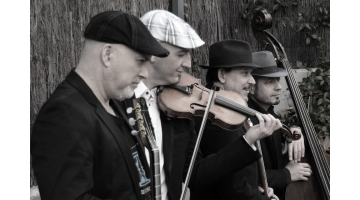 Ole Swing. Sueño Gitano: Jazz Manouche y Canción Española. Artículo de Txaro Cárdenas.