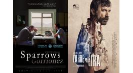 Sparrows (Concha de Oro 2015) y Tarde para la ira. Crítica de José Manuel Cruz.