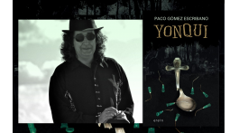 Yonqui, de Paco Gómez Escribano. No somos na. Reseña de Rosa Berros Canuria.