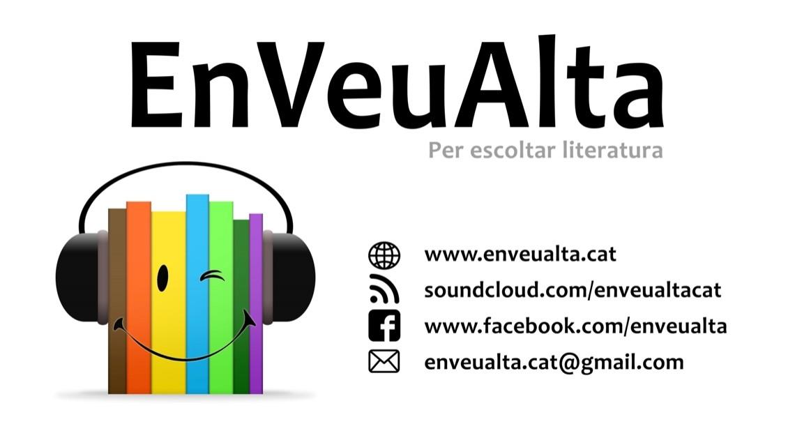 En Veu Alta (#EVA), la literatura que te habla al oído. Entrevista de Txaro Cárdenas.