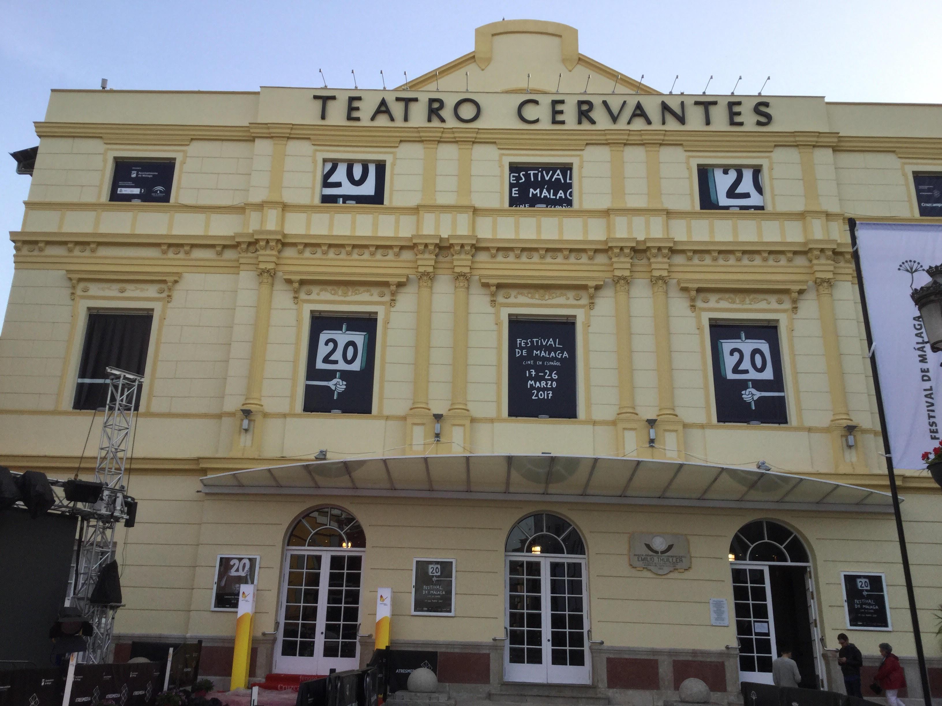 Diario lunático del 20 Festival de Málaga – Cine en español (y 2). José Manuel Cruz.