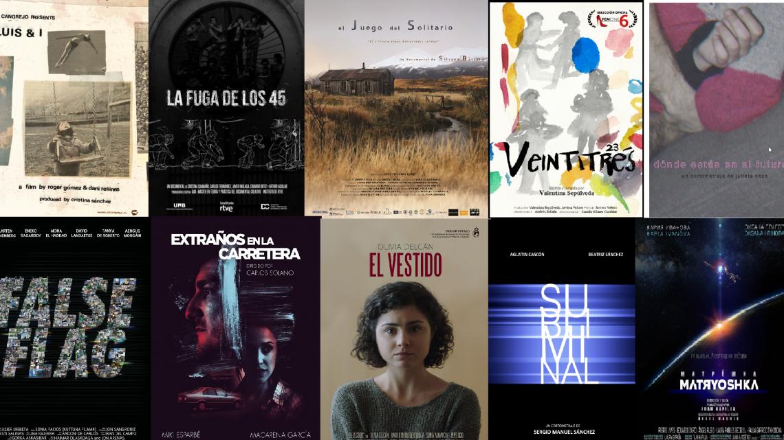 Cortometrajes. Ecos del 20 Festival de Málaga. José Manuel Cruz para Revista MoonMagazine.