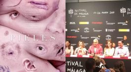 Ecos del 20 Festival de Malaga. Cine en español: Pieles de Eduardo Casanova, una provocación que rezuma humanismo. Reseña y reportaje de José Manuel Cruz en Revista MoonMagazine.