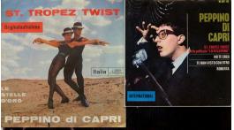 Hoy, en El Tocadiscos, Saint Tropez Twist, de Peppino Di Capri. Artículo de Jota Jota Conde y Txaro Cárdenas.