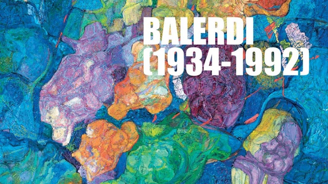 Exposición antológica del pintor Rafael Ruiz Balerdi en la sala Kubo-kutxa de San Sebastián