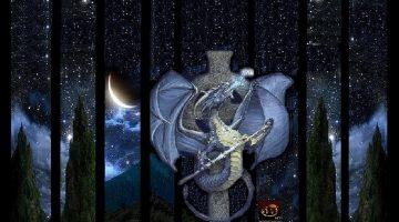 Luna y Dragón. Cuando el mito y la verdad van de la mano. La Vetlla del Drac y Revista MoonMagazine.