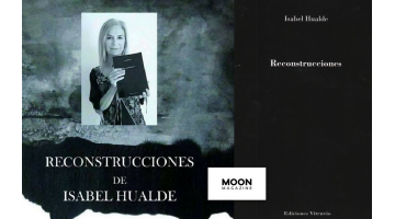 Reconstrucciones. Isabel Hualde. Ediciones Vitrubio (2017). Reseña de Manu López Marañón.