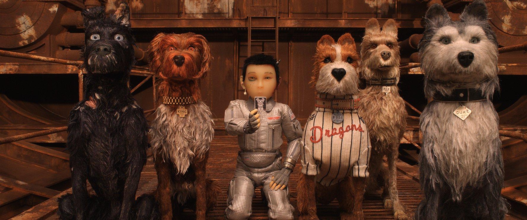 Isla de perros (Isle of Dogs): «El mundo es una gran caja de juguetes». Wes Anderson. Atari